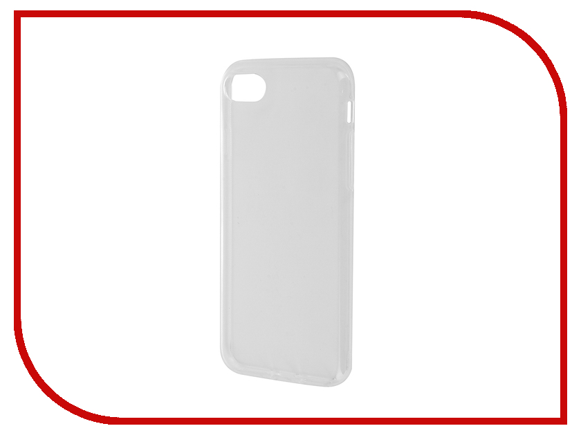 Аксессуар Чехол Zibelino Ultra Thin Case для APPLE iPhone 7 White ZUTC-APL-7-WHT<br>