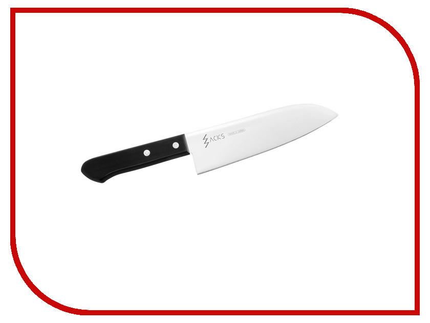 Нож Tojiro Zacks FC-562 - длина лезвия 165мм