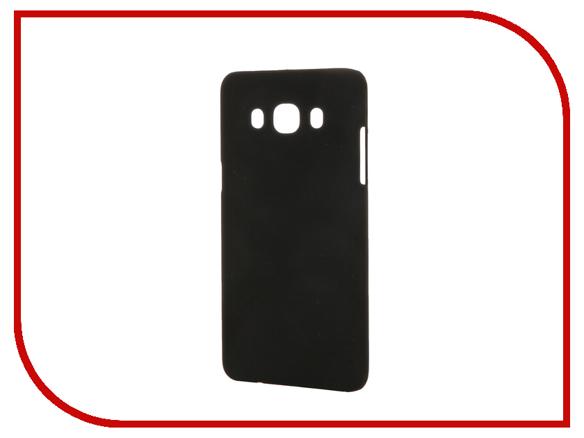 Аксессуар Чехол Samsung Galaxy J5 BROSCO Soft Touch Black J5-SOFTTOUCH-BLACK<br>