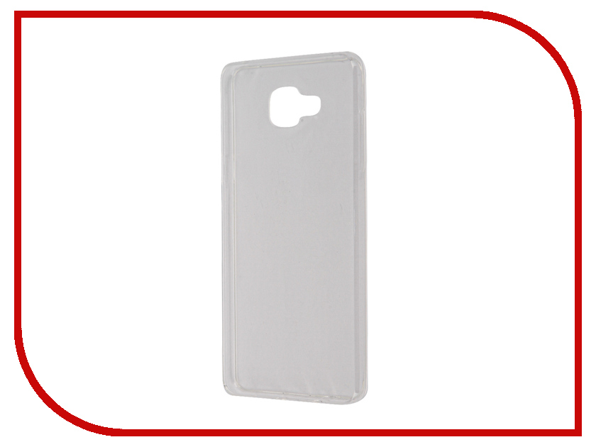 все цены на  Аксессуар Чехол Samsung Galaxy A5 2016 BROSCO Transparent SS-A5-TPU-TRANSPARENT  онлайн