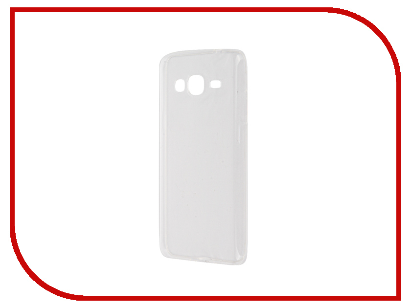 Аксессуар Чехол Samsung Galaxy J3 2016 BROSCO Transparent SS-J3-TPU-TRANSPARENT<br>