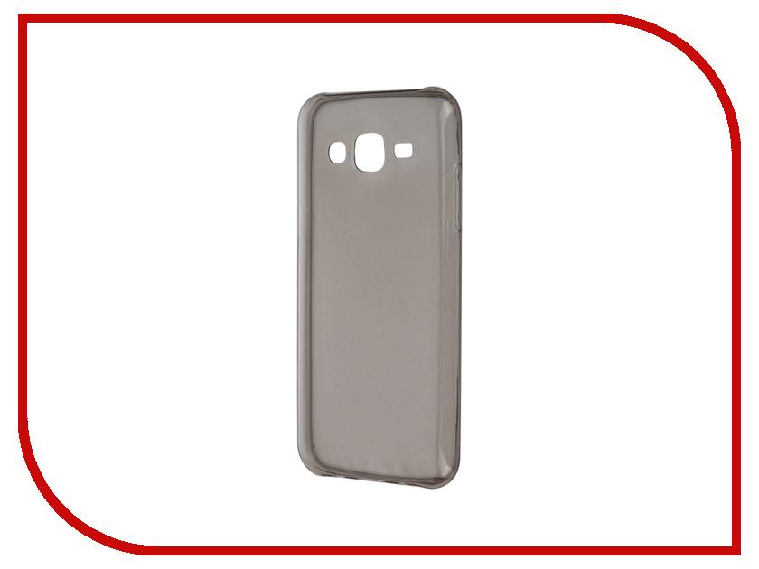 Аксессуар Чехол Samsung Galaxy J5 BROSCO Black SS-J5-TPU-BLACK<br>