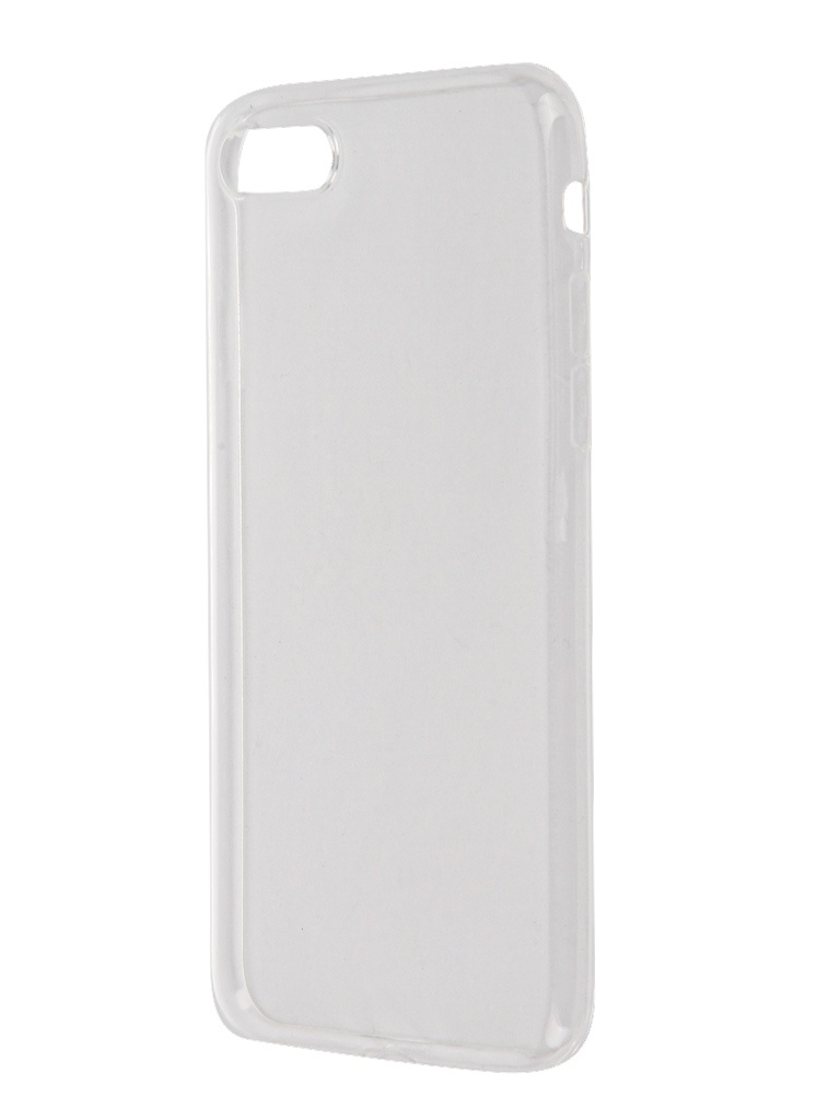 Аксессуар Чехол Brosco для APPLE iPhone 7 Transparent IP7-TPU-TRANSPARENT