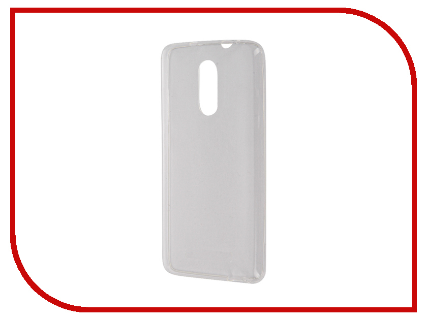 Аксессуар Чехол Xiaomi Redmi Note 3 BROSCO Transparent XM-R-NOTE3-TPU-TRANSPARENT<br>