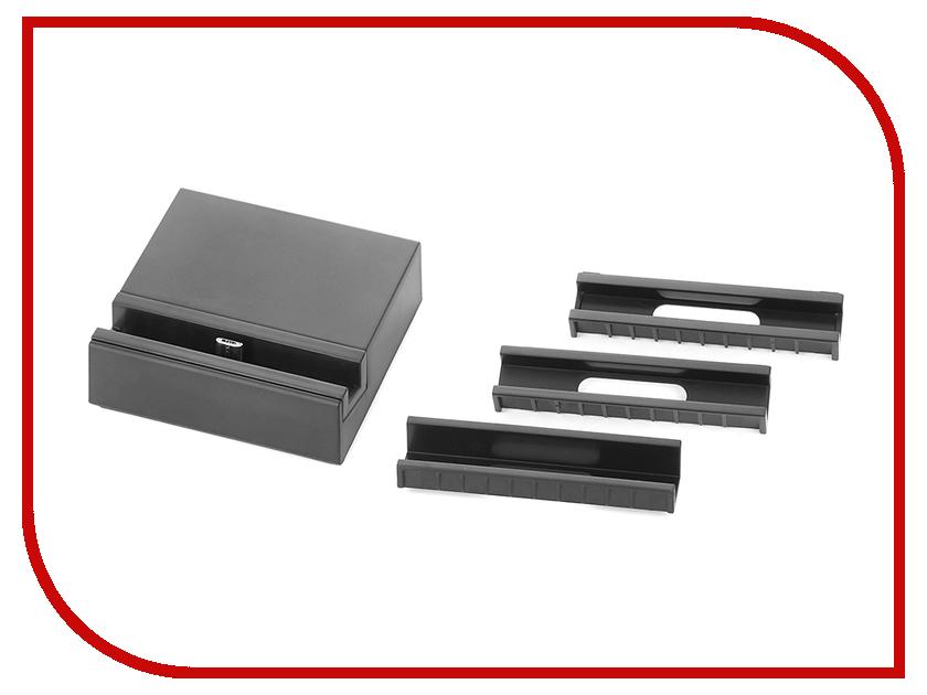 Аксессуар BROSCO док-станция MicroUSB Black MICRO-USB-DOCK-BLACK