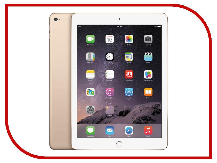 Планшет APPLE iPad Air 2 32Gb Wi-Fi Gold MNV72RU/A<br>
