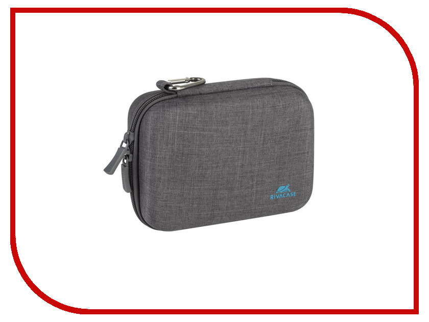 Аксессуар RIVACASE Action Camera Case Grey 7511