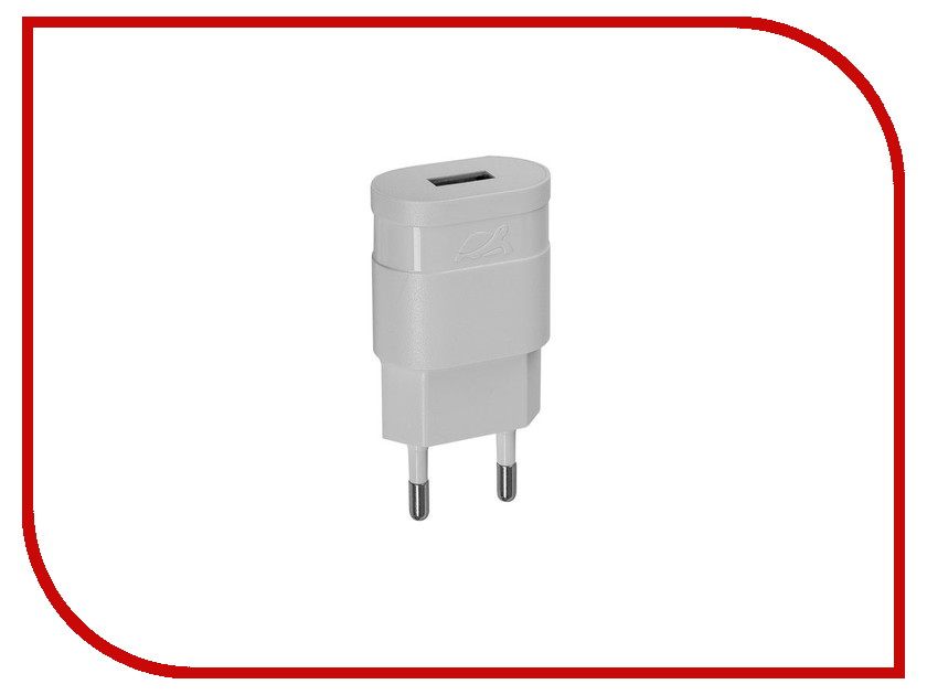 Зарядное устройство RivaCase Rivapower USB 1000mA White VA4111 W00