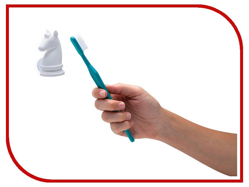 Держатель для зубной щётки OTOTO Knight White OT833 ototo держатели для полотенец button up разноцветные