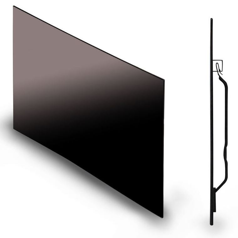 Обогреватель Теплофон ЭРГН 0,4 Glassar Black
