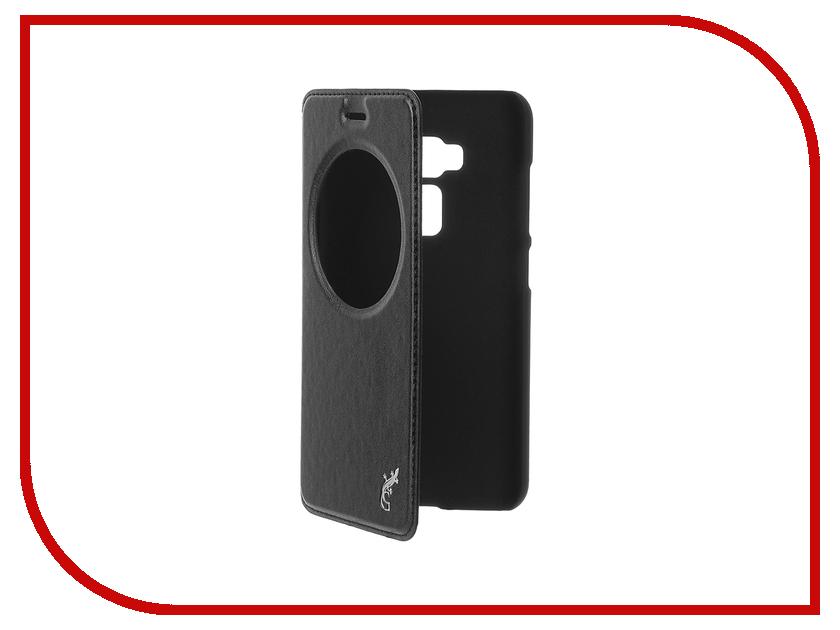 Аксессуар Чехол ASUS ZenFone 3 ZE552KL G-case Slim Premium Black GG-741<br>