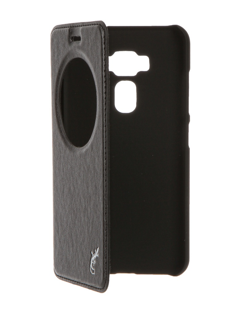 Аксессуар Чехол G-case для ASUS ZenFone 3 ZE520KL Slim Premium Black GG-740 аксессуар чехол флип micromax e313 canvas xpress 2 gecko white gg f mice313 wh