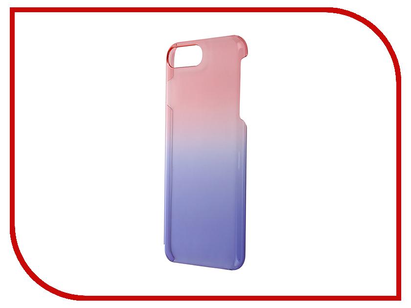 Аксессуар Чехол Muvit Life Vegas для APPLE iPhone 7 Plus Pink-Lilac MLBKC0101<br>