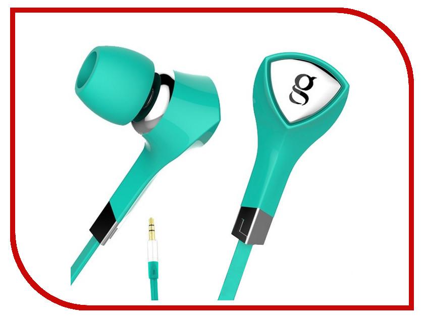 Наушники Gorsun GS-A6005 Green<br>