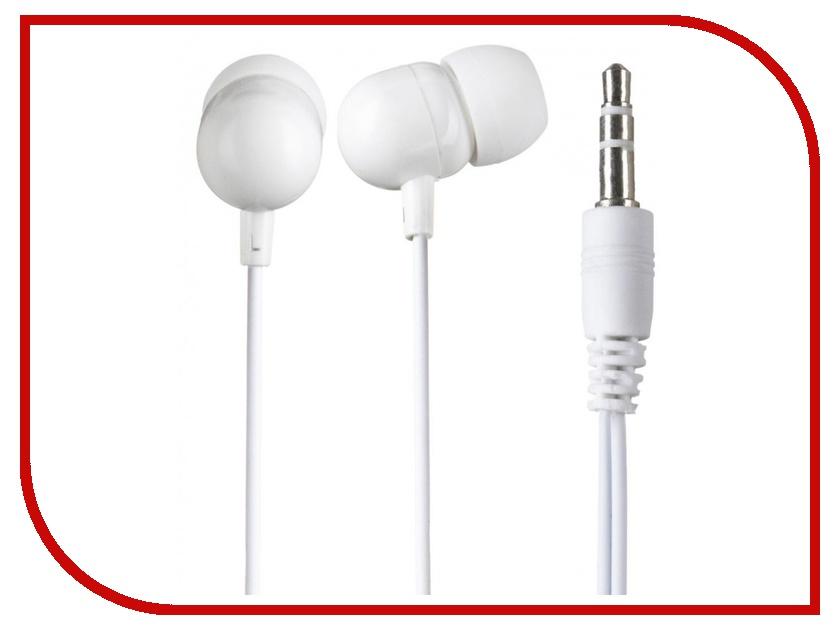 Наушники Oxion EPO101 White