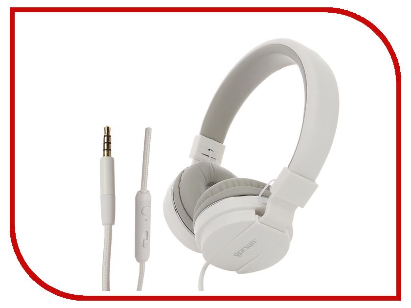 Гарнитура Gorsun GS-779 White<br>