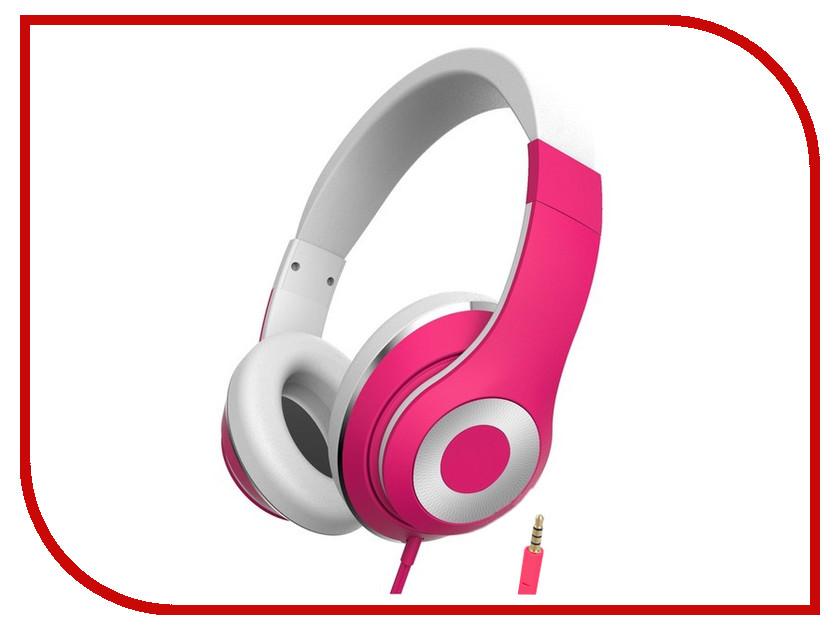 Гарнитура Gorsun GS-C7706 Pink<br>
