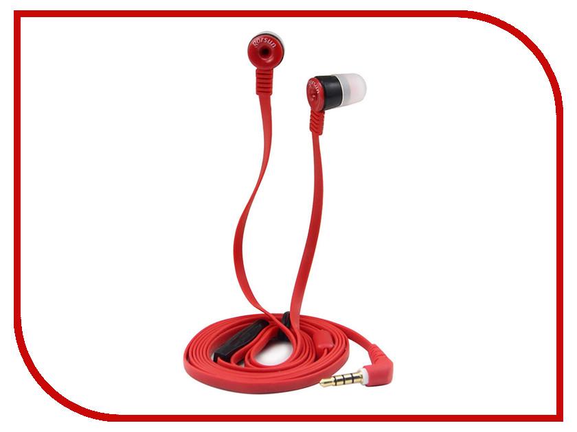 Гарнитура Gorsun GS-C290 Red