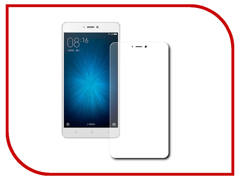 где купить  Аксессуар Защитное стекло Xiaomi Mi4S Onext Eco 43075  дешево