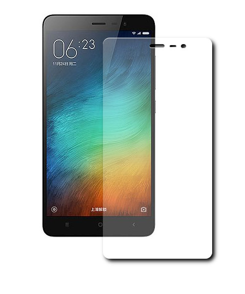 Аксессуар Защитное стекло Onext для Xiaomi Redmi Note 3 Eco / Pro 43077 защитное стекло для xiaomi redmi note 3 note 3 pro