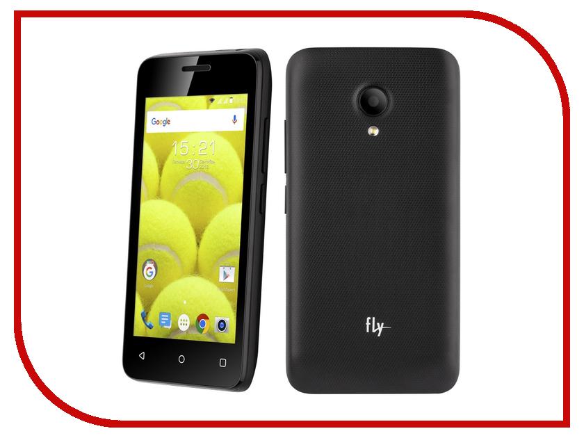 Сотовый телефон Fly FS407 Stratus 6 Dual Sim Black мобильные телефоны fly fs407 stratus 6 красный