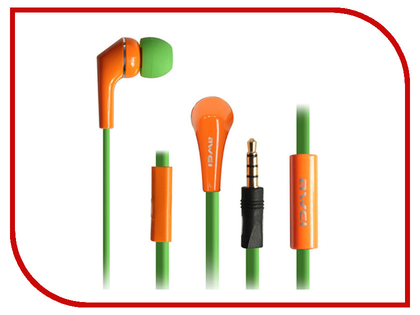 Гарнитура Awei Q7i Orange