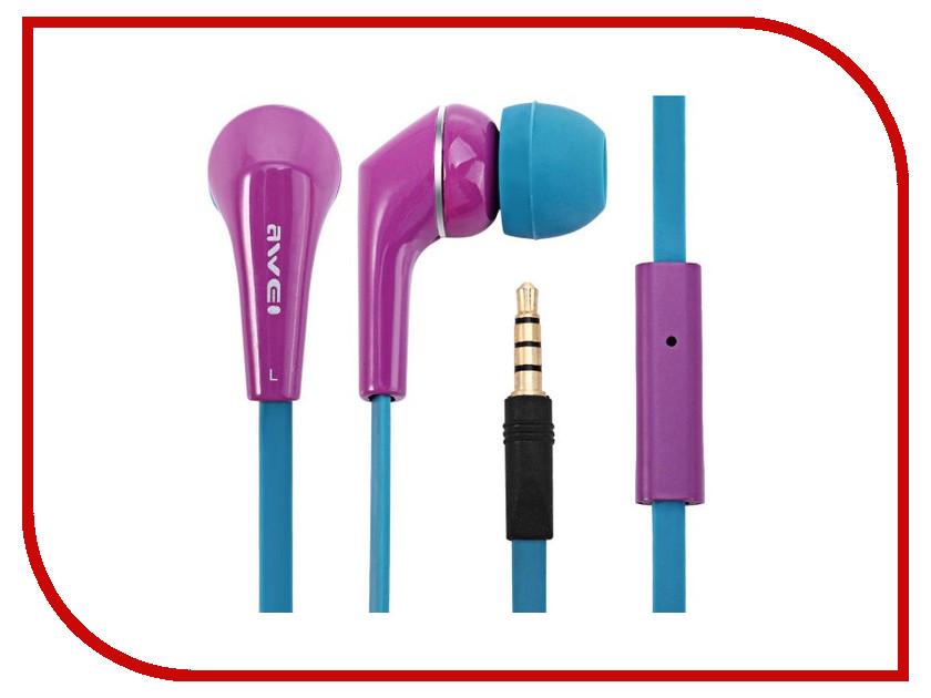 Гарнитура Awei Q7i Purple