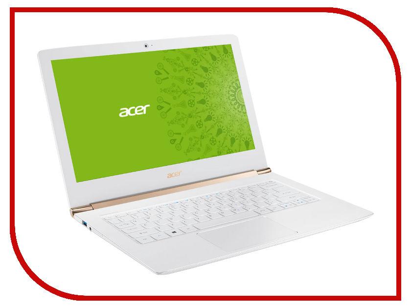 Ноутбук Acer Aspire S5-371-30PU NX.GCJER.005 (Intel Core i3-6100U 2.3 GHz/8192Mb/128Gb SSD/No ODD/Intel HD Graphics/Wi-Fi/Bluetooth/Cam/13.3/1920x1080/Linux)<br>