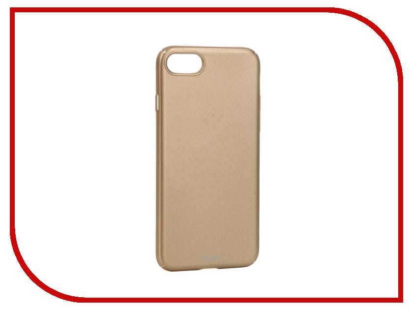 Аксессуар Чехол Deppa Air Case для APPLE iPhone 7 Gold 83270<br>