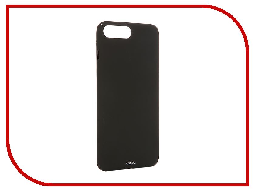 Аксессуар Чехол Deppa Air Case для APPLE iPhone 7 Plus Black 83272