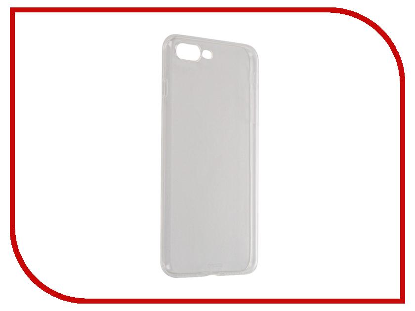 Аксессуар Чехол Deppa Gel Case для APPLE iPhone 7 Plus Transparent 85252<br>