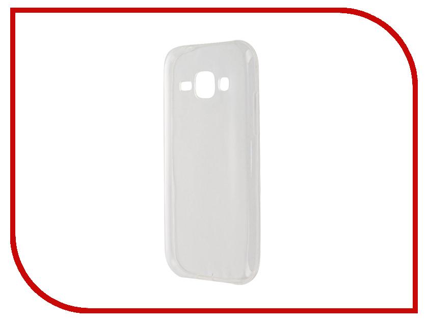 Аксессуар Чехол Samsung Galaxy J1 SM-J100 Krutoff 11736<br>