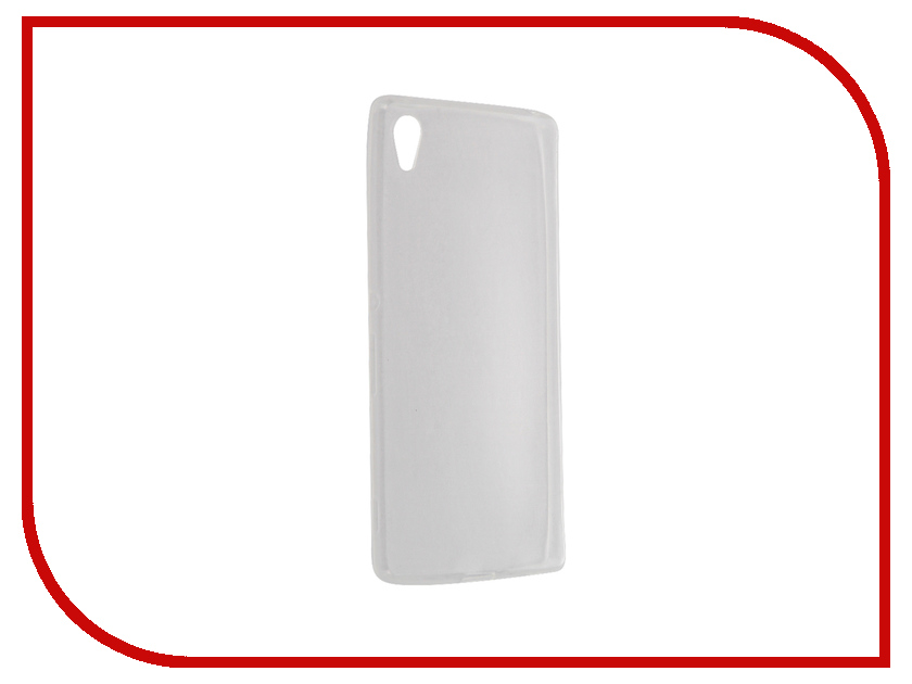 Аксессуар Чехол Sony Xperia Z4 Krutoff Transparent 11723 аксессуар чехол sony xperia t2 krutoff silicone transparent black 11538