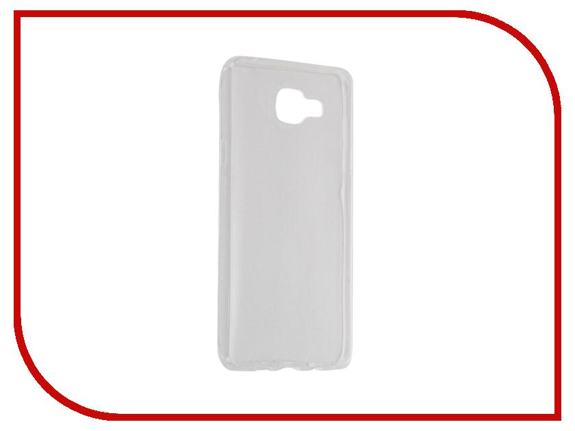 Аксессуар Чехол Samsung Galaxy A5 2016 SM-A510F Krutoff Transparent 11707<br>