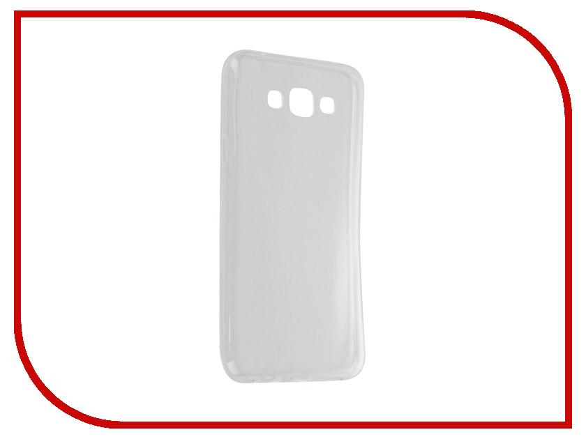 Аксессуар Чехол Samsung Galaxy E7 SM-E700F Krutoff Transparent 11519