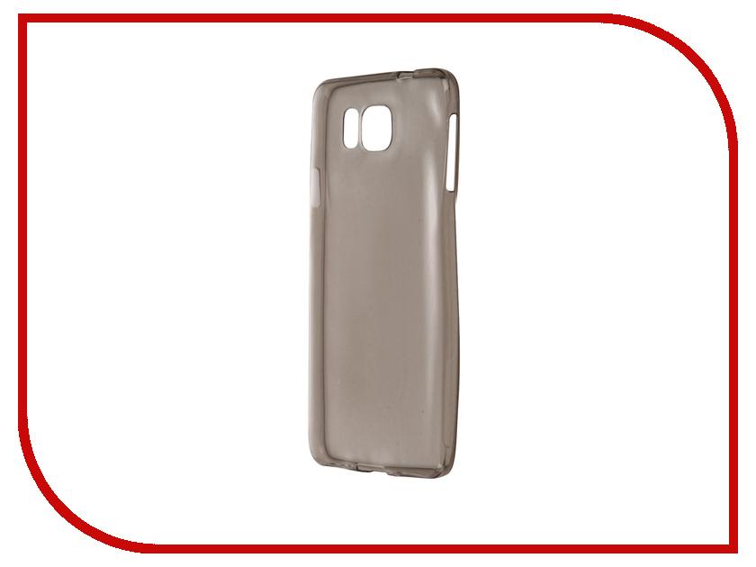 все цены на Аксессуар Чехол Samsung Galaxy Alpha SM-G850 Krutoff Transparent-Black 11510