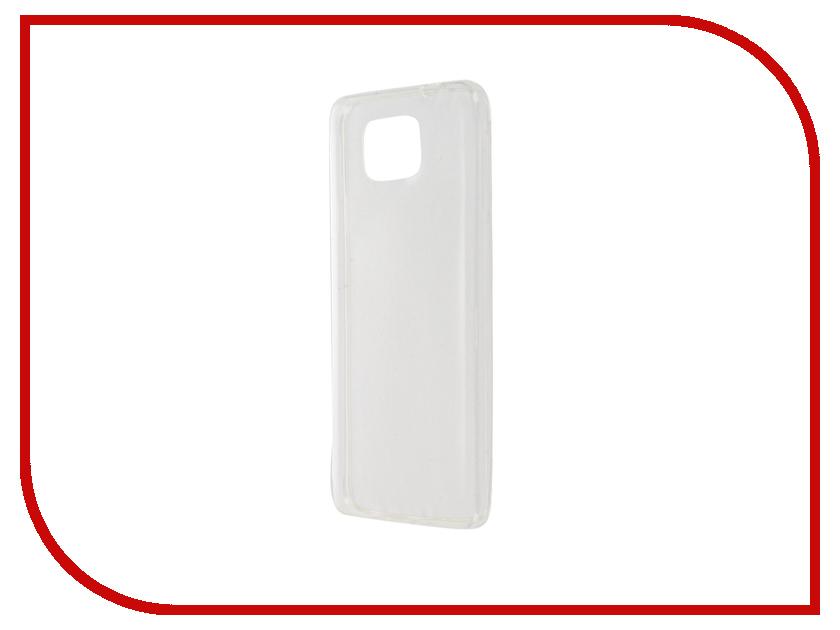 Аксессуар Чехол Samsung Galaxy Alpha SM-G850 Krutoff Transparent 11509<br>