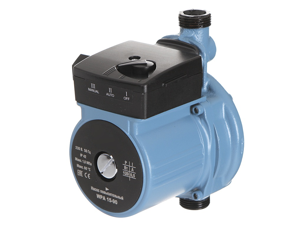 Насос Wester WPA 15-90 насос wester wcp 25 60g