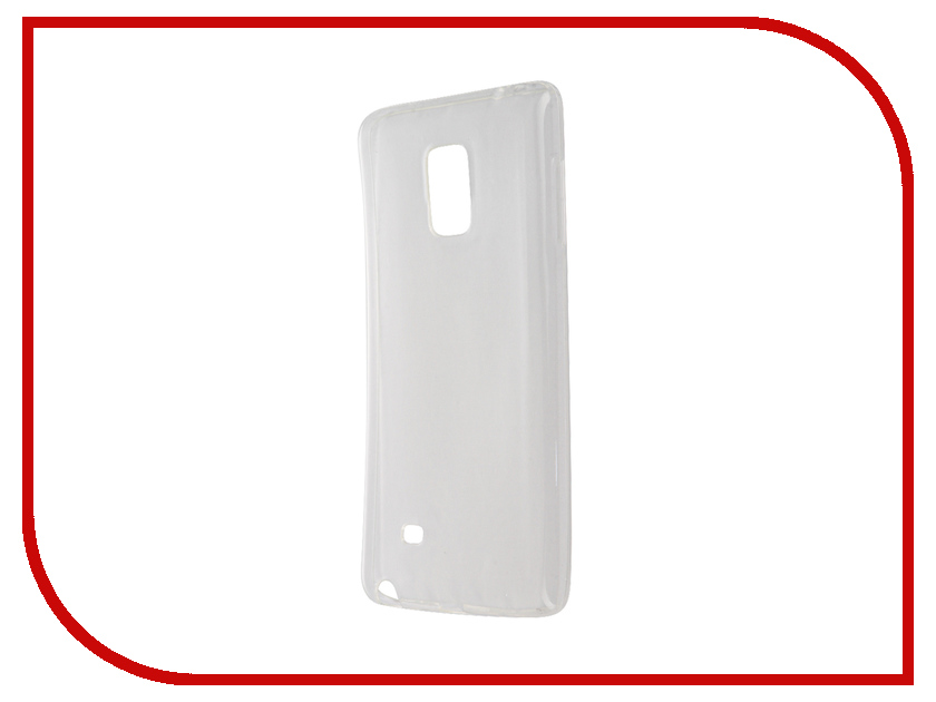 Аксессуар Чехол Samsung Galaxy Note Edge SM-N915F Krutoff Transparent 11491<br>