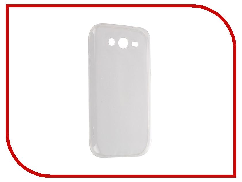 Аксессуар Чехол Samsung Galaxy Grand Duos i9082 Krutoff Transparent 11477
