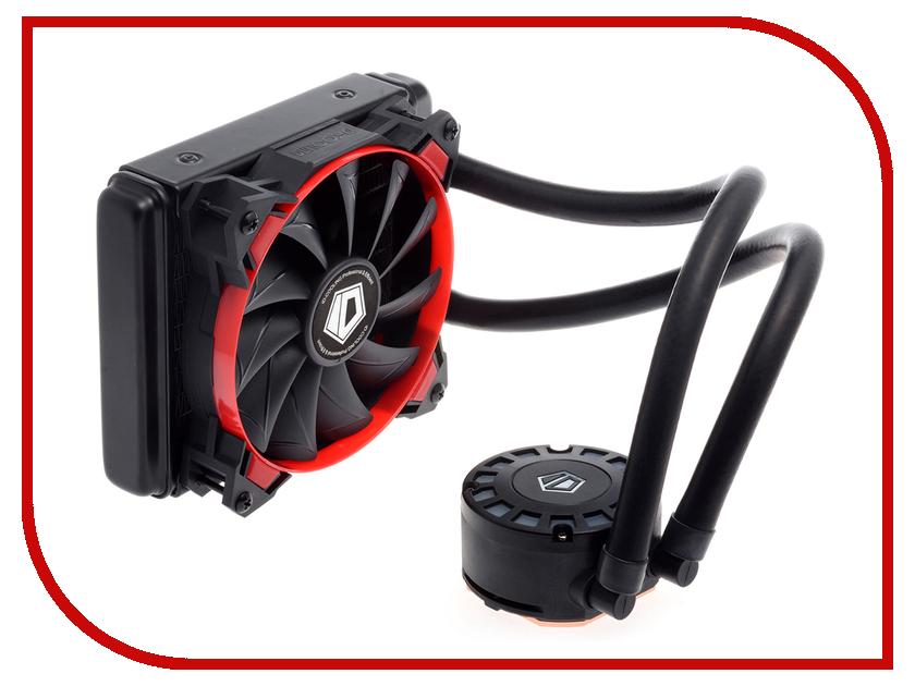 Водяное охлаждение ID-Cooling FrostFlow 120L-R (Intel LGA2011/LGA1150/1151/1155/1156/AMD AM2/AM2+/AM3/AM3+/FM1/FM2/FM2+) кулер id cooling dk 03 halo led white intel lga1150 1151 1155 1156
