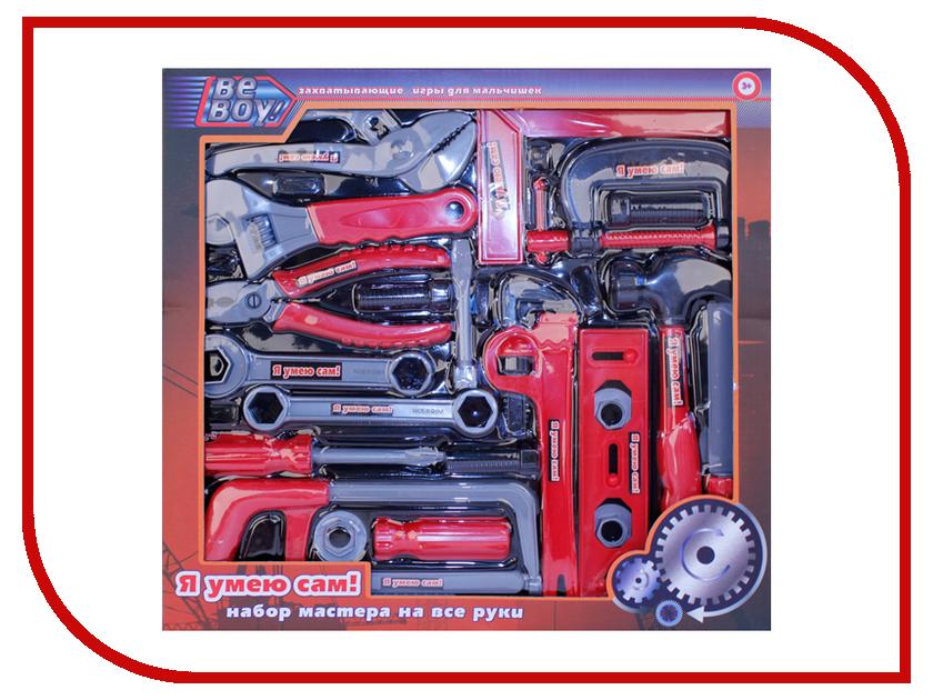 Игра BeBoy Инструменты 36x3.5x33.5cm 7784 игра beboy инструменты 29x7x25 5cm 7773