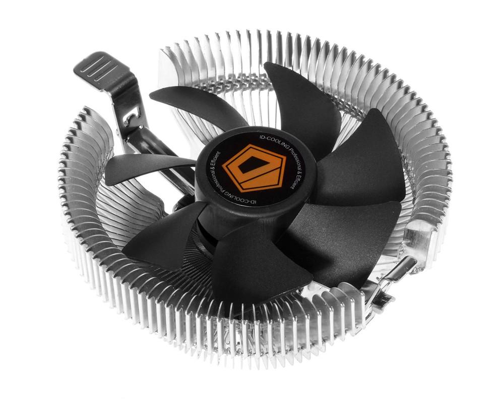 Кулер ID-Cooling DK-01T (Intel LGA1150/1155/1156/775/AMD FM2+/FM2/FM1/AM3+/AM3/AM2+/AM2) процессор amd athlon ii x4 845 fm2