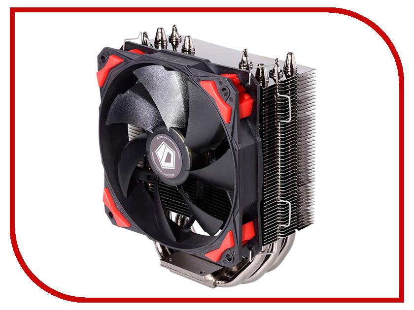 Кулер ID-Cooling SE-204K (Intel LGA2011/1366/1151/1150/1155/1156/775/AMD FM2+/FM2/FM1/AM3+/AM3/AM2+/AM2)