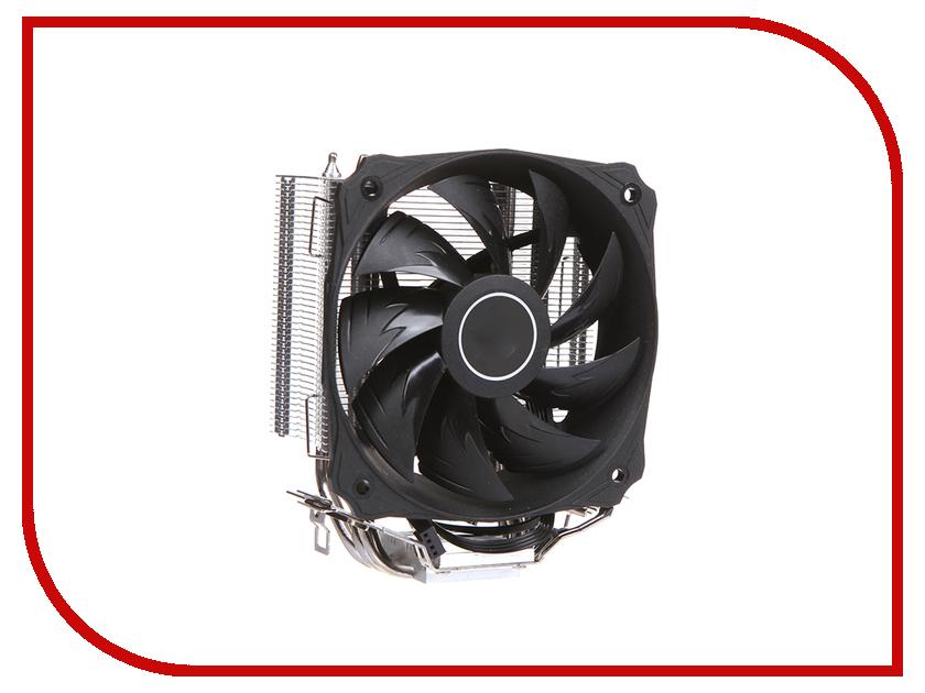 Кулер ID-Cooling SE-213V2 (Intel LGA1150/1155/1156/775/AMD FM2+/FM2/FM1/AM3+/AM3/AM2+/AM2) кулер id cooling dk 03 halo led white intel lga1150 1151 1155 1156