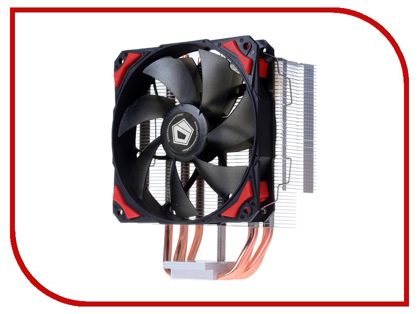 Кулер ID-Cooling SE-214X (Intel LGA2011/1151/1150/1155/1156/AMD FM2+/FM2/FM1/AM3+/AM3/AM2+/AM2)<br>