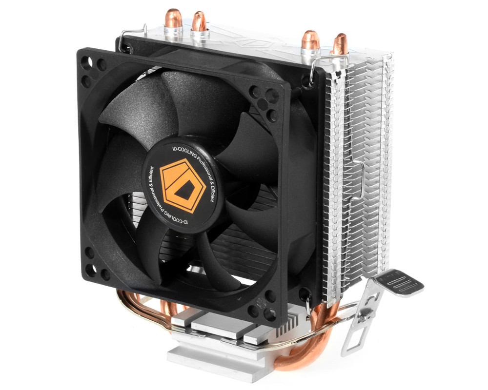 Кулер ID-Cooling SE-802 (Intel LGA1151/1150/1155/1156/775/AMD FM2+/FM2/FM1/AM3+/AM3/AM2+/AM2) процессор amd athlon ii x4 845 fm2