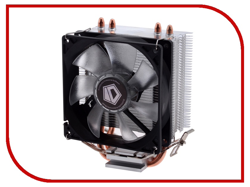 Кулер ID-Cooling SE-902X (Intel LGA1151/1150/1155/1156/775/AMD FM2+/FM2/FM1/AM3+/AM3/AM2+/AM2) retail box 4pin 120mm fan 6 heatpipe 130w for intel 1150 1151 1155 1156 for amd am2 am3 fm1 fm2 cpu cooler id cooling is 60