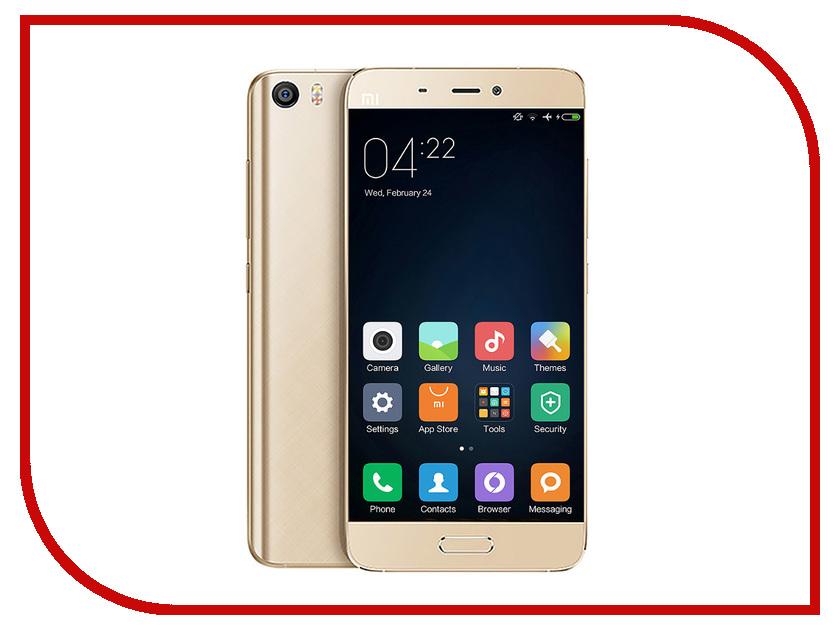 Сотовый телефон Xiaomi Mi5 32Gb Gold<br>