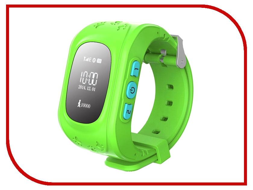 Умный браслет Smart Baby Watch Q50 Green<br>